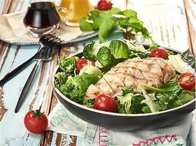 グリルチキンと彩野菜のサラダ.jpg