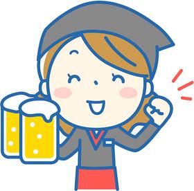 ビールで健康.jpg